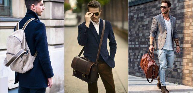 Những kiểu túi xách hàng hiệu dành cho nam – Phần 1