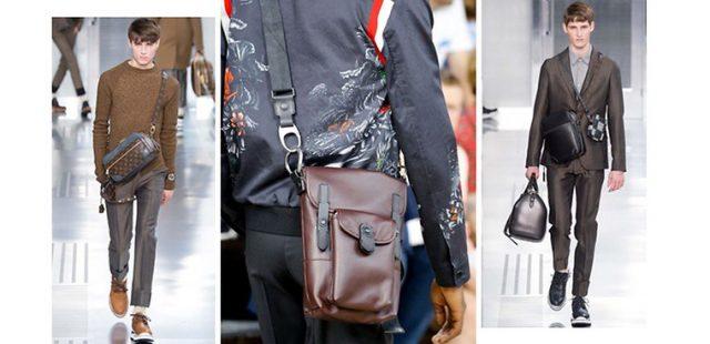 Những kiểu túi xách hàng hiệu dành cho nam – Phần 2
