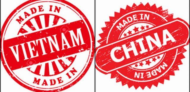 """Giải đáp tại sao mua hàng hiệu Mỹ nhưng lại """"Made in Vietnam"""""""