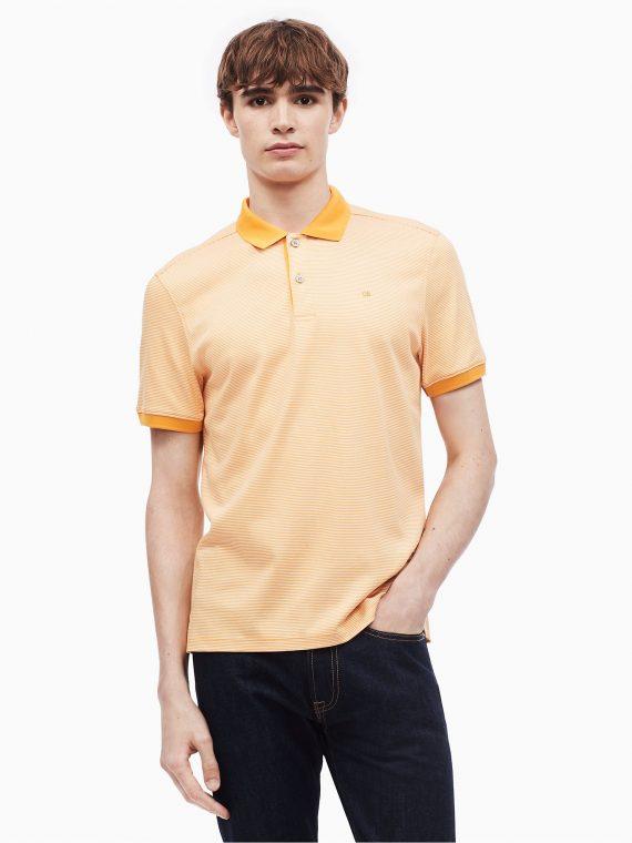USOutlet.vn-CK-new essentials regular fit liquid cotton feeder stripe polo shirt-01